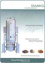 Granulation Processing