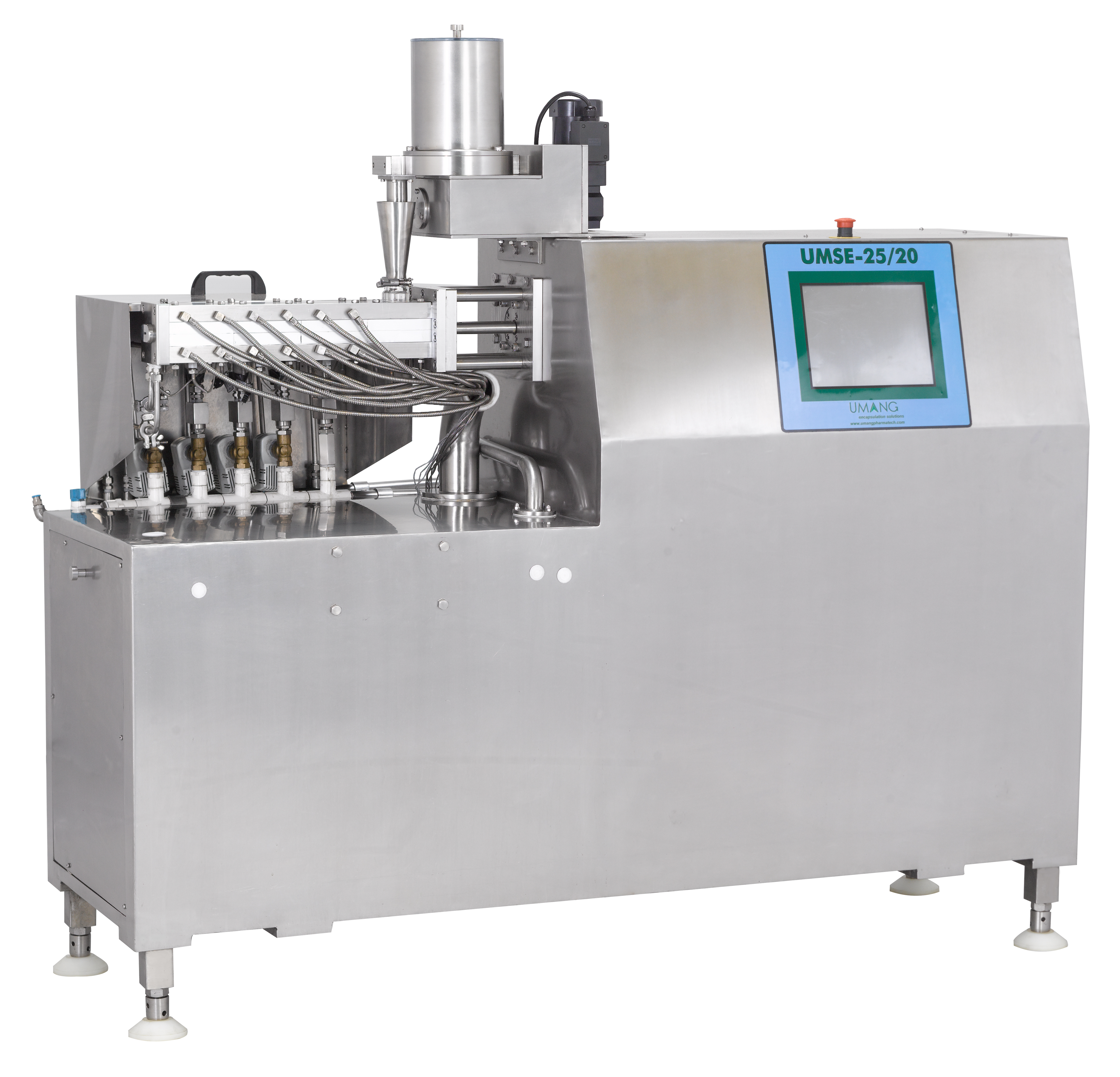 Hot Melt Extruder is the upgraded version of Extrusion