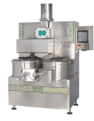 Combined Extruder Pellets Making Machine